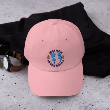 classic dad hat pink front 6065f62e558dc