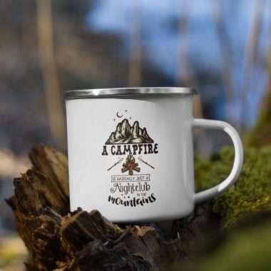enamel mug white 12oz right 60a300e0c628e