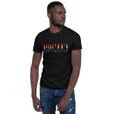 unisex basic softstyle t shirt black front 60aa838e1bdca
