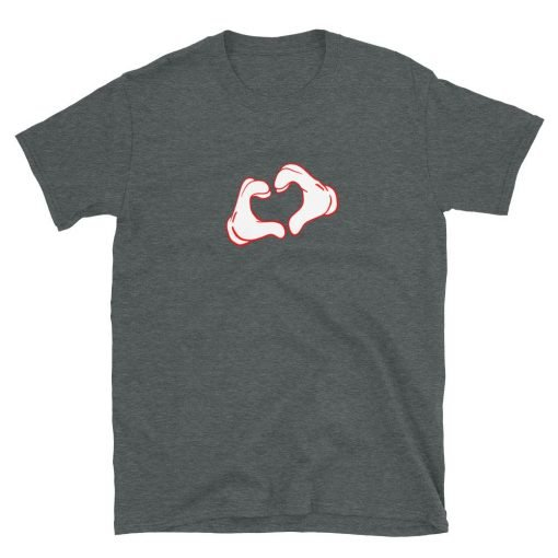 unisex basic softstyle t shirt dark heather front 60170ed43ce97