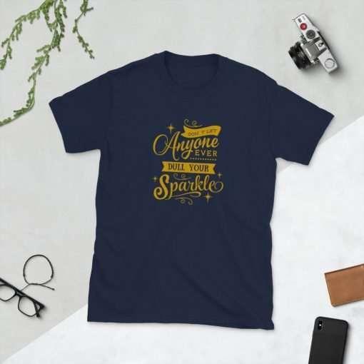 unisex basic softstyle t shirt navy front 609333920ceba