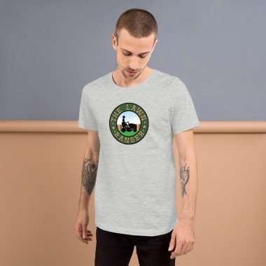 unisex premium t shirt athletic heather front 60ba63379de2a