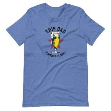unisex premium t shirt heather true royal front 60b11a094c6fc