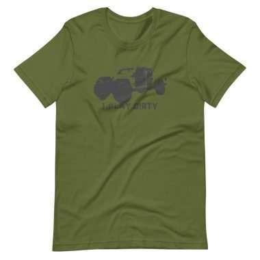 unisex premium t shirt olive front 60d0a9fa44a11