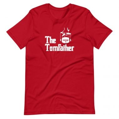 unisex premium t shirt red front 60464cc5e8a79