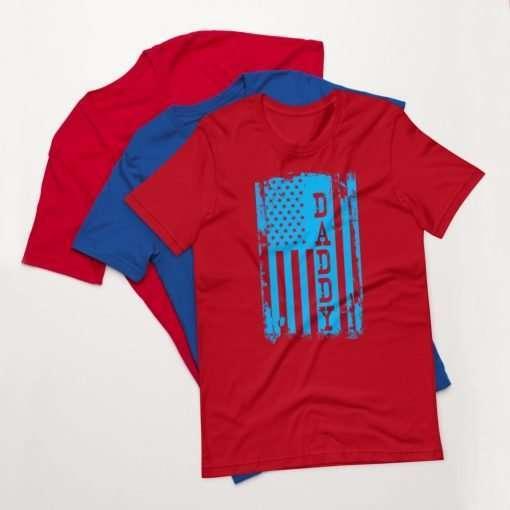 unisex premium t shirt red front 60ac13bdd7993