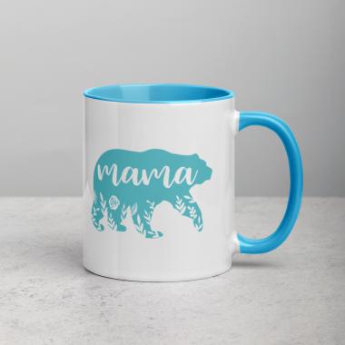 white ceramic mug with color inside blue 11oz right 6065fa77a396e