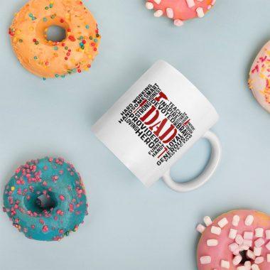 white glossy mug 11oz donuts 60ac06b18b926